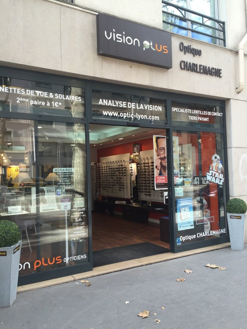 Photo of the October 18, 2016 1:24 PM, Vision Plus, 38 Cours Charlemagne, 69002 Lyon, France
