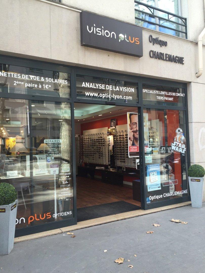 Photo du 18 octobre 2016 13:24, Vision Plus Optique Charlemagne, 38 Cours Charlemagne, 69002 Lyon, France