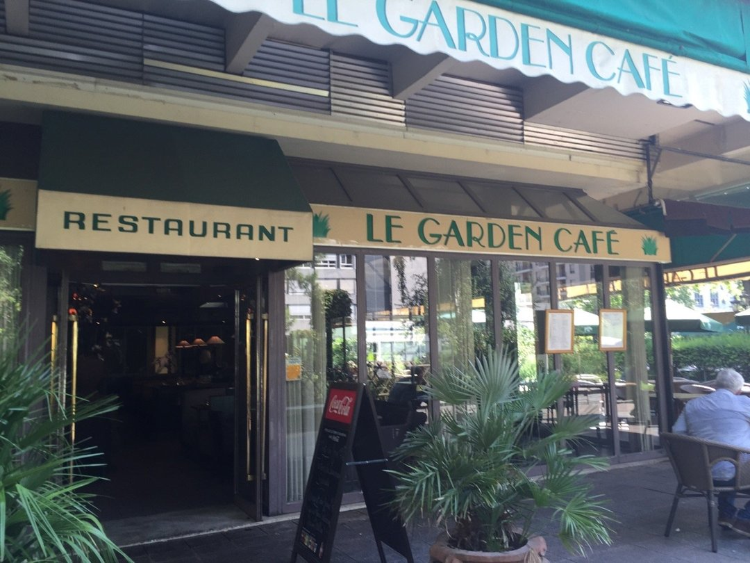 Photo du 26 août 2016 12:13, Le Garden Café, 2 Rue Baudin, 92400 Courbevoie, France