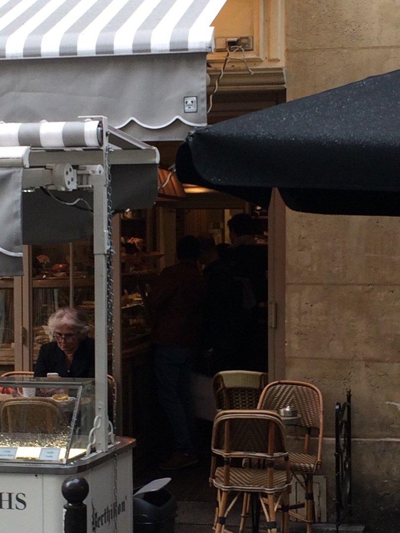 Foto del 13 de octubre de 2016 14:48, The Smiths Bakery, 12 Rue de Buci, 75006 Paris, Francia