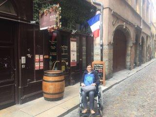 Photo du 6 octobre 2016 13:12, Aux 24 Colonnes, 10 Rue des 3 Maries, 69005 Lyon, France