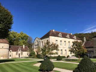 Photo of the October 16, 2016 4:40 PM, Fontenay, 21500 Montbard, France