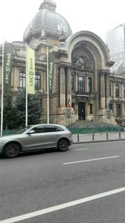 Photo du 20 novembre 2017 10:12, CEC Bank, Calea Victoriei, Bucharest, Romania