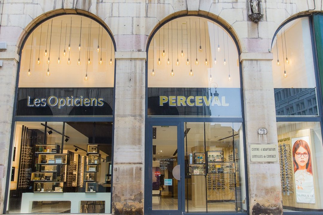 Photo of the November 4, 2016 4:30 PM, Les Opticiens Perceval (anciennement Clin d'oeil Opticiens), 72 Rue de la Liberté, 21000 Dijon, France