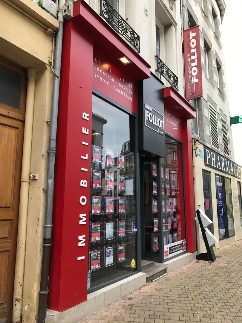 Foto vom 15. März 2017 18:51, Cabinet Folliot, 45 Rue Lecampion, 50400 Granville, Frankreich
