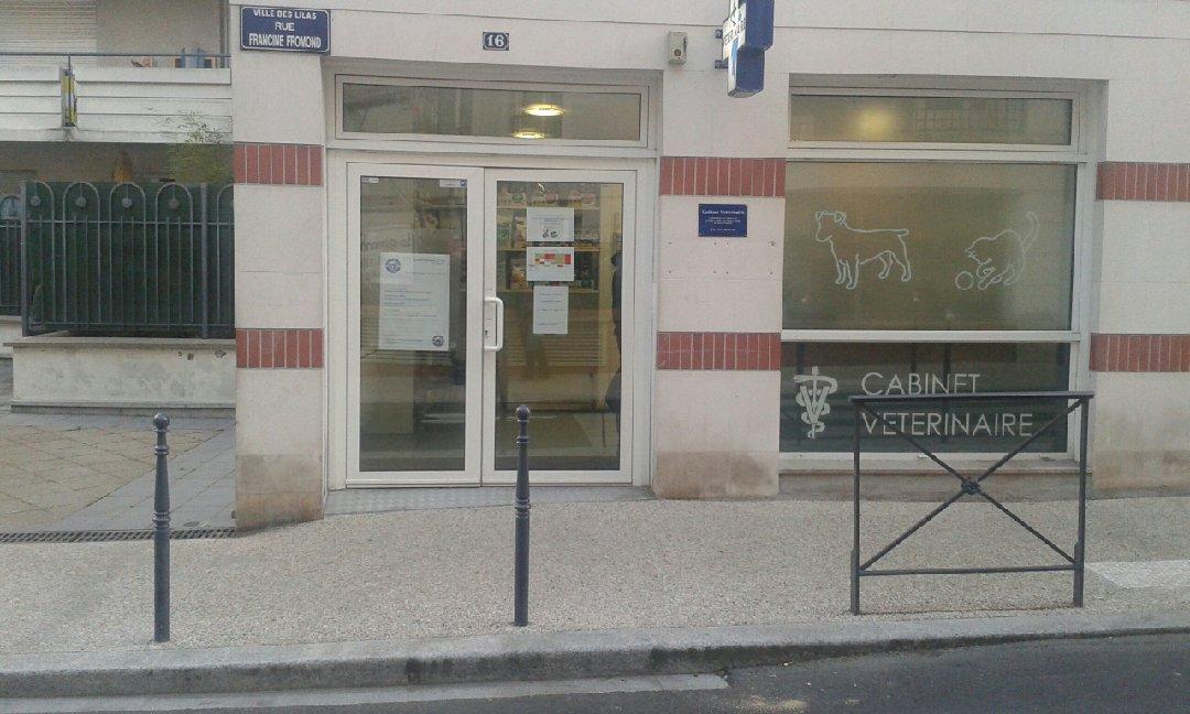 Foto vom 3. Dezember 2016 14:02, Cabinet vétérinaire Les Lilas, 16 Rue Francine Fromond, 93260 Les Lilas, Frankreich