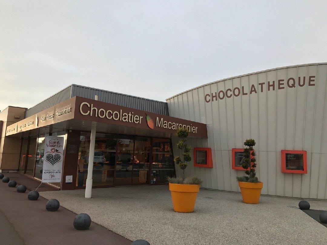 Photo of the February 14, 2017 3:27 PM, Cacao Chocolat Passionnement, 195 Route de Villedieu, 50400 Yquelon, France