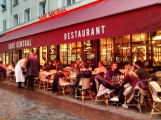 Photo of the November 11, 2017 4:14 PM, Café Central, 40 Rue Cler, 75007 Paris, France