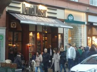 Photo du 5 novembre 2017 14:51, Cafe Daniel Moser, Rotenturmstraße 14, 1010 Wien, Austria