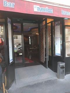 Foto del 25 de julio de 2017 16:54, Café Hôtel de l'Avenir, 1 Rue Charles Schmidt, 93400 Saint-Ouen, France