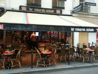 Foto del 4 de noviembre de 2017 9:55, Café Jade, 6 Rue de Buci, 75006 Paris, Frankreich