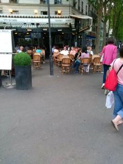 Photo of the June 2, 2018 1:28 PM, Café Margeride, 12Bis Place d'Italie, 75013 Paris, France