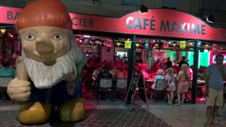 Foto del 16 de enero de 2018 22:51, Café Maxime, 64 Avenue Charles de Gaulle, 83120 Sainte-Maxime, Francia