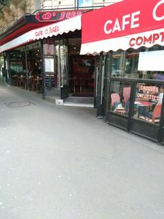 Photo of the June 2, 2018 1:27 PM, Café O' Jules, 2 Rue Bobillot, 75013 Paris, France