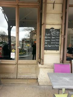 Photo du 23 mars 2018 09:22, Café de La Ficelle, 2 Avenue du Doyenné, 69005 Lyon, France