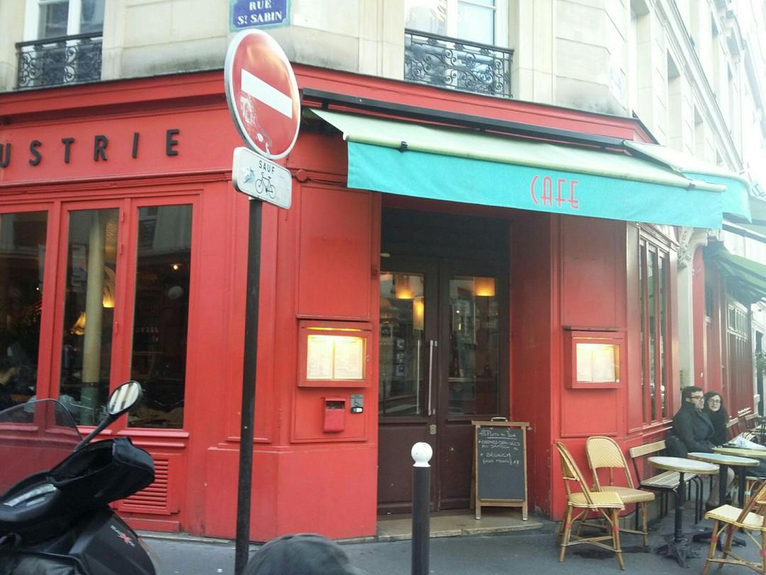 Photo du 14 janvier 2018 14:47, Café de l'Industrie, 16 Rue Saint-Sabin, 75011 Paris, France