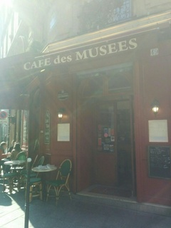 Photo of the March 25, 2017 11:18 AM, Café des Musées, 49 Rue de Turenne, 75003 Paris, France