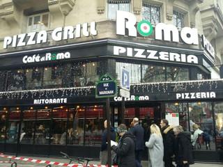 Foto del 31 de diciembre de 2017 13:30, Café di Roma, 35 Av. des Champs-Élysées, 75008 Paris, France