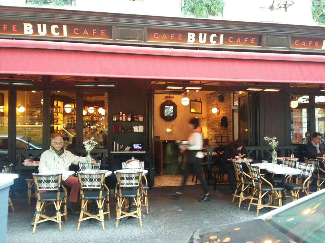 Photo of the November 4, 2017 9:48 AM, Café le Buci, 52 Rue Dauphine, 75006 Paris, France