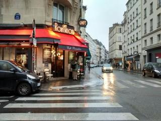 Photo of the November 11, 2017 3:38 PM, Cafe Roussillon, 186 Rue de Grenelle, 75007 Paris, France
