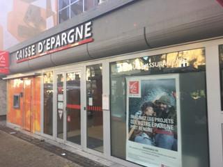 Foto del 19 de noviembre de 2017 10:46, Caisse d'Epargne Aulnay-sous-Bois Centre, 25 Boulevard de Strasbourg, 93600 Aulnay-sous-Bois, France
