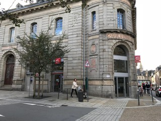 Photo du 20 octobre 2017 14:54, Caisse d'Epargne Avranches, 38 Rue Saint-Gervais, 50302 Avranches, France