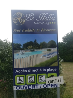 Foto vom 17. August 2017 11:47, Camping Le Helles, 55 Rue du Petit Bourg, 29120 Combrit, France