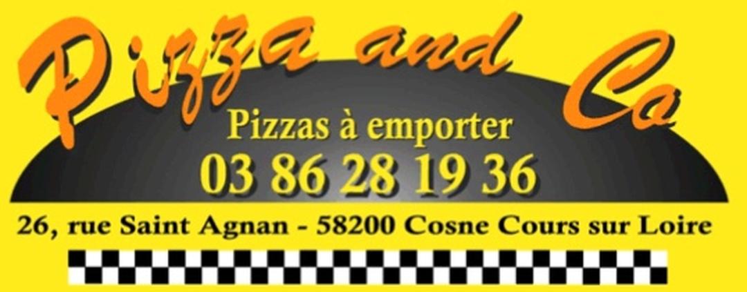 Photo du 5 février 2016 18:57, Pizza and Co, 26 Rue Saint-Agnan, 58200 Cosne-Cours-sur-Loire, France