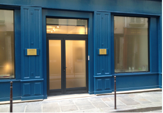 Photo du 5 février 2016 18:55, Pédicure-Podologue Cécile Goethals, 35 Rue Chapon, 75003 Paris, Frankreich