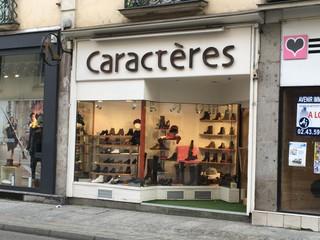 Foto vom 19. November 2017 17:43, Caractères, 65 Rue du Général de Gaulle, 53000 Laval, France