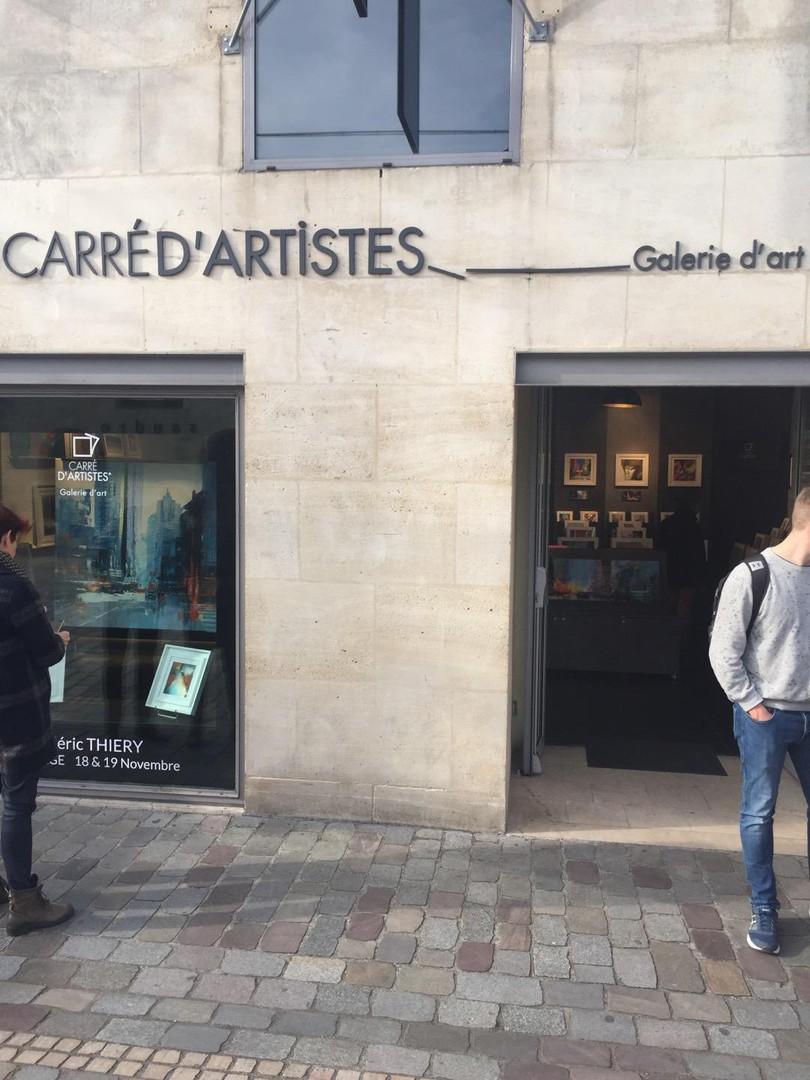 Photo du 1 novembre 2017 13:09, Carré d'artistes®, 47 Cour Saint-Emilion, 75012 Paris, France