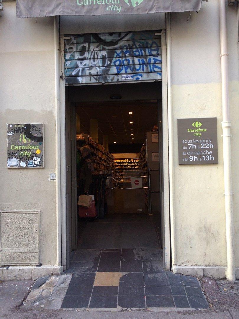 Photo du 26 novembre 2016 13:57, Carrefour City, 9 Rue 3 Frères Barthélémy, 13006 Marseille, France