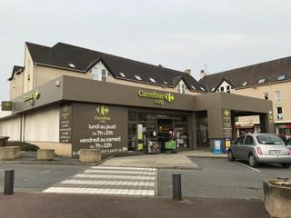 Photo du 17 octobre 2017 08:56, Carrefour City Lambs, Centre commercial La Palière, 50180 Agneaux, France