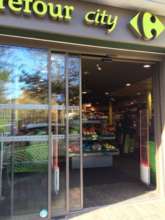 Foto vom 15. November 2017 13:23, Carrefour City, 17 Place Carnot, 11000 Carcassonne, France