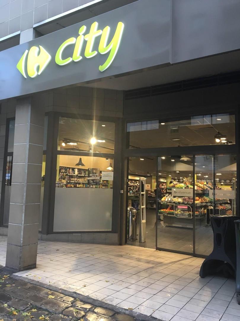 Photo du 4 novembre 2017 15:39, Carrefour City, 5 Avenue Victor Cresson, 92130 Issy-les-Moulineaux, France