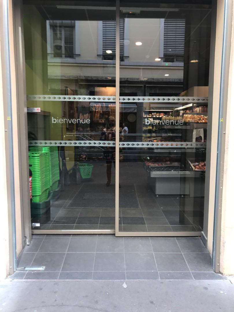 Foto del 12 de septiembre de 2017 13:05, Carrefour City Ainay Lyon, 16 Rue des Remparts d'Ainay, 69002 Lyon, Francia