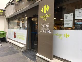 Foto vom 2. November 2017 11:07, Carrefour City Paris Saint Didier, 6 Rue Saint-Didier, 75016 Paris, France