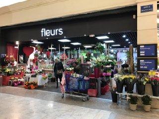 Photo of the February 18, 2017 5:32 PM, Carrefour Fleurs, 280 Avenue Gabriel Péri, 78360 Montesson, France