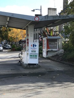 Photo du 20 octobre 2017 11:30, Carrefour Market, Rue du Général de Gaulle, 50300 Avranches, France