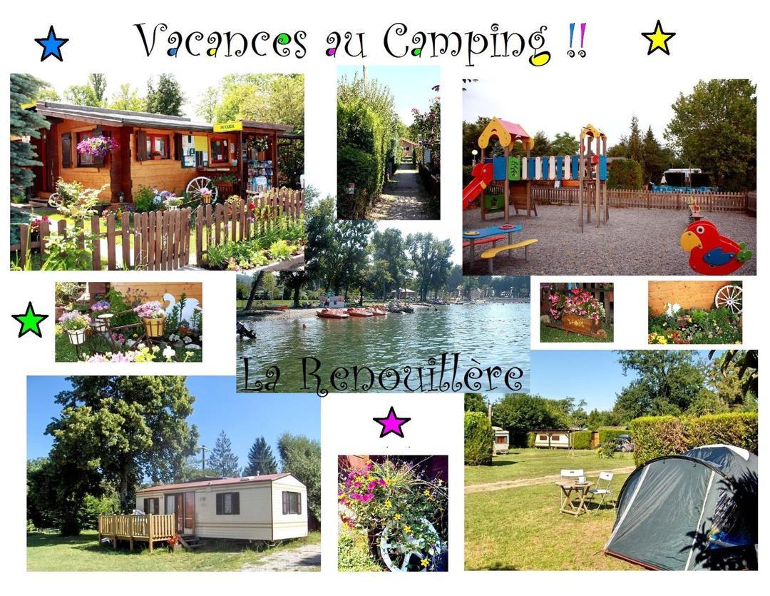 Foto vom 5. Februar 2016 18:56, Camping la Renouillère **, 655 Chemin des Hutins Vieux, 74140 Sciez-sur-leman, Frankreich