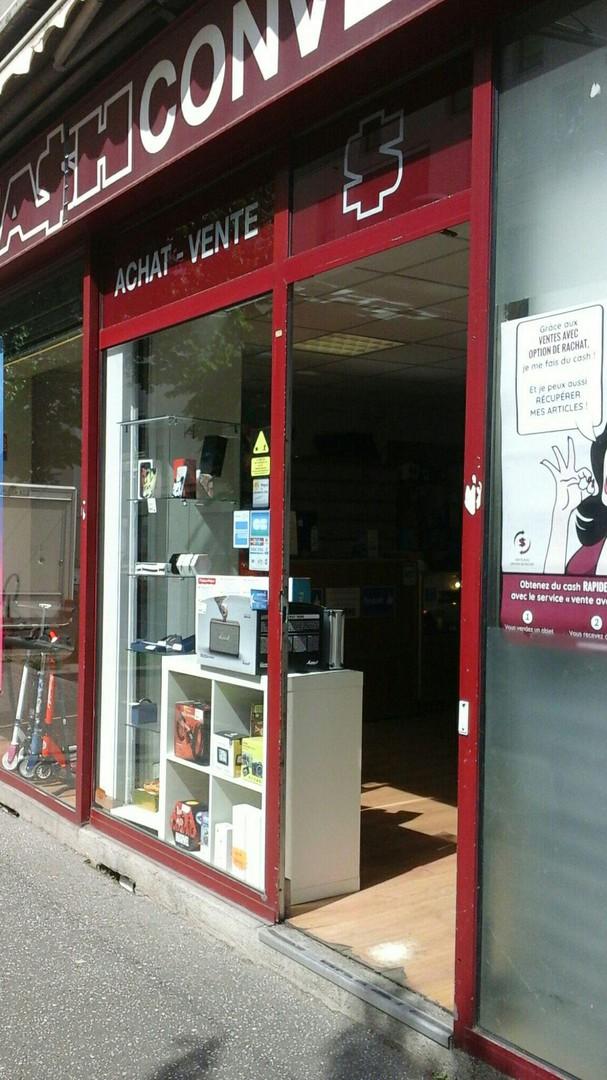 Foto vom 2. Mai 2018 13:19, Cash Converters Lyon Vaise, 10 Rue de Bourgogne, 69009 Lyon Vaise, France
