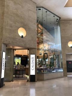 Photo of the May 23, 2017 1:36 PM, Caudalie, Caudalie Carrousel du Louvre, 99 Rue de Rivoli, 75001 Paris, France