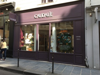 Photo of the March 25, 2017 10:11 AM, Caudalie Boutique Spa, 8 Rue des Francs Bourgeois, 75003 Paris, France