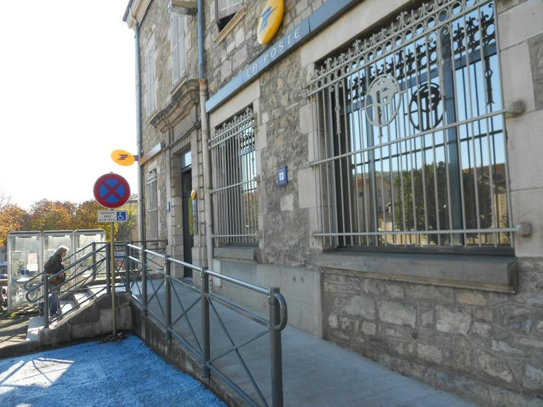 Post Office - La poste , Villefranche-de-Rouergue