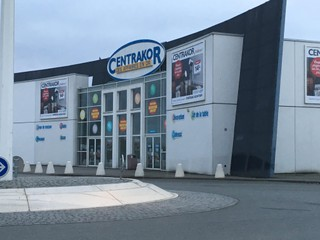 Foto vom 19. November 2017 19:12, Centrakor, Centre Commercial, 53200 Château-Gontier, France