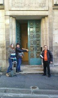 Foto vom 5. Januar 2017 13:39, Centre Communal Action Sociale (CCAS) d'Angoulême, 1 Rue Jean Jaurès, 16000 Angoulême, Frankreich