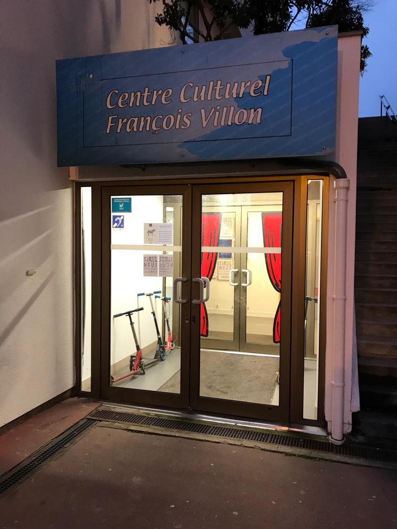 Photo du 17 janvier 2018 16:39, Centre Culturel François Villon, 4 Rue Talma, 95880 Enghien-les-Bains, France