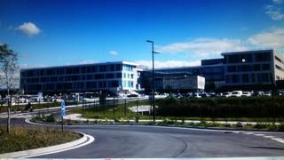 Foto del 17 de septiembre de 2017 18:05, Hospital Center General Antoine Gayraud, Rue Pierre Germain, 11000 Carcassonne, France