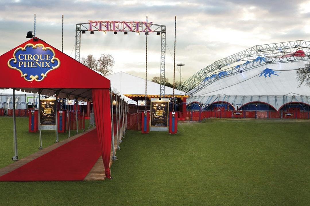 Photo du 5 février 2016 18:55, Cirque Phénix, Pelouse de Reuilly, 75012 Paris, France