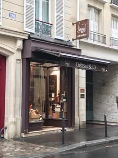 Foto vom 13. September 2017 12:34, Châteaux & Co, 120 Rue Saint-Dominique, 75007 Paris, Frankreich